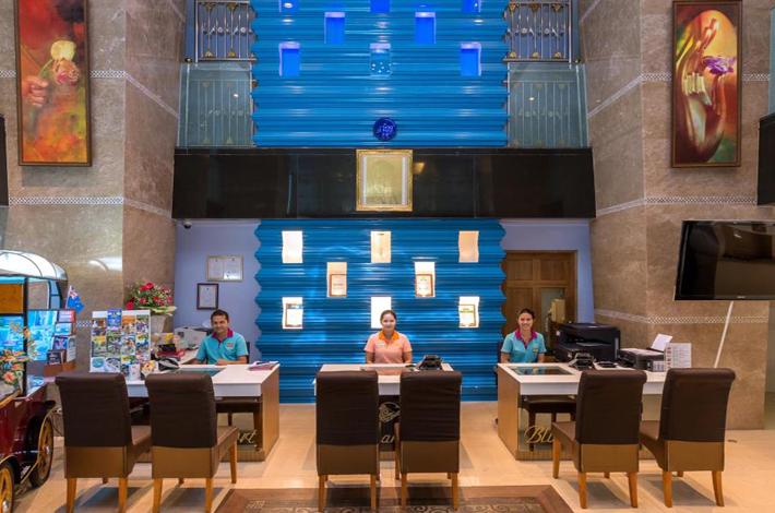 普吉岛blueocean大厅