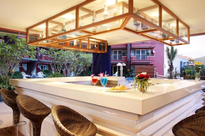 普吉岛blue ocean酒店餐区