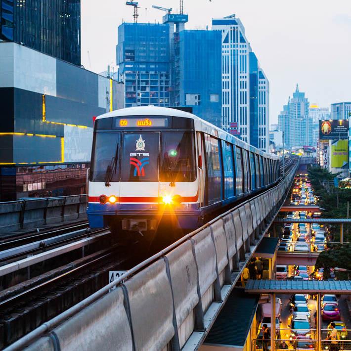 曼谷城市轨道交通攻略