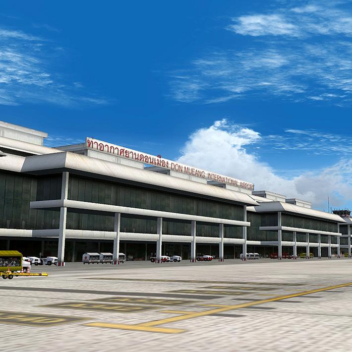 曼谷廊曼机场攻略(含办落地签和存行李)