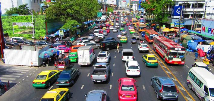 曼谷出租车和嘟嘟车交通攻略