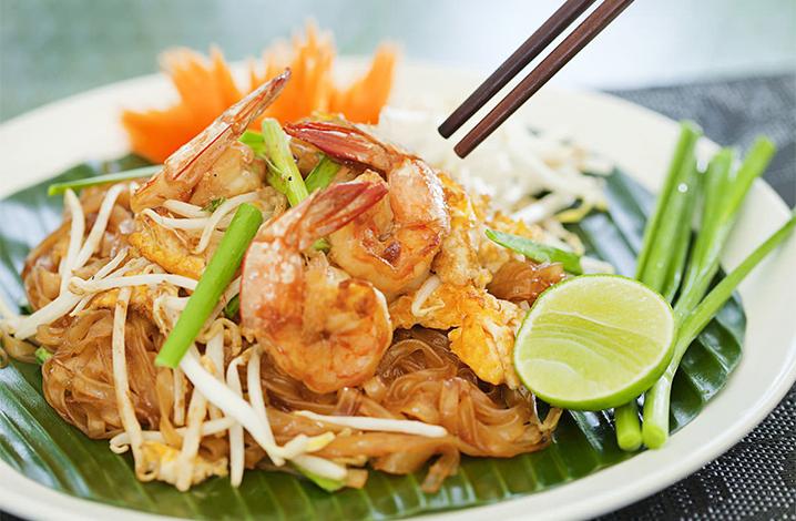 泰国食物的味道