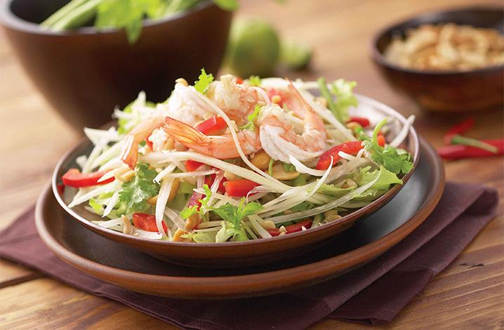 泰国的凉菜