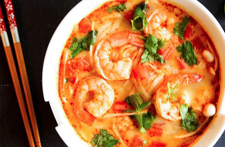 泰国冬阴功汤