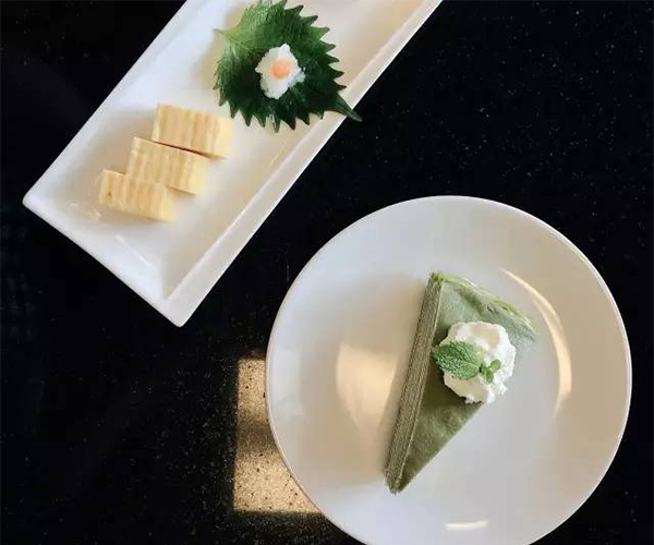 Hakone甜品