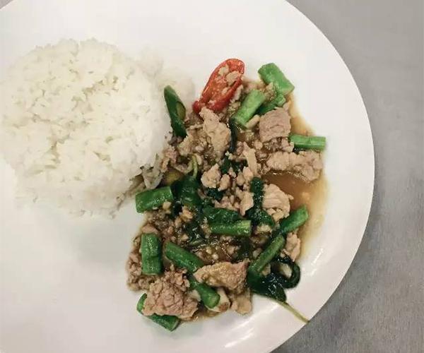 曼谷牛肉盖饭