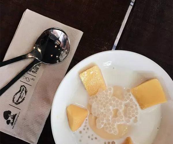 Mango Tango的芒果糯米饭