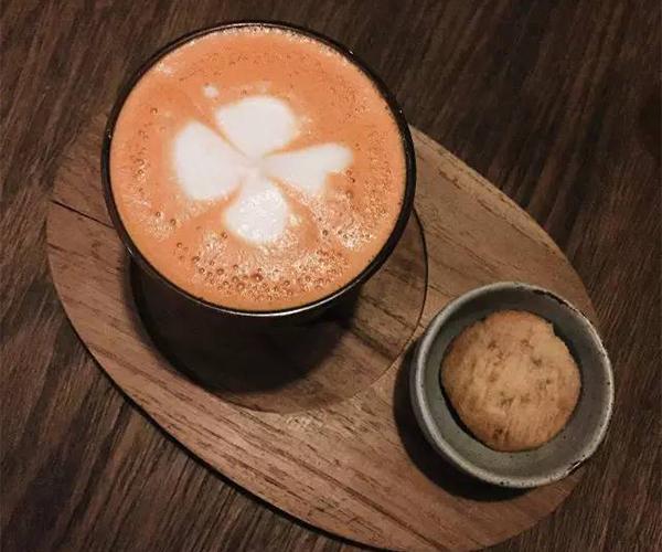 Woo Cafe的甜品
