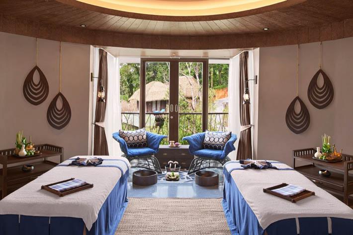 奇玛拉酒店(Keemala)餐厅SPA中心