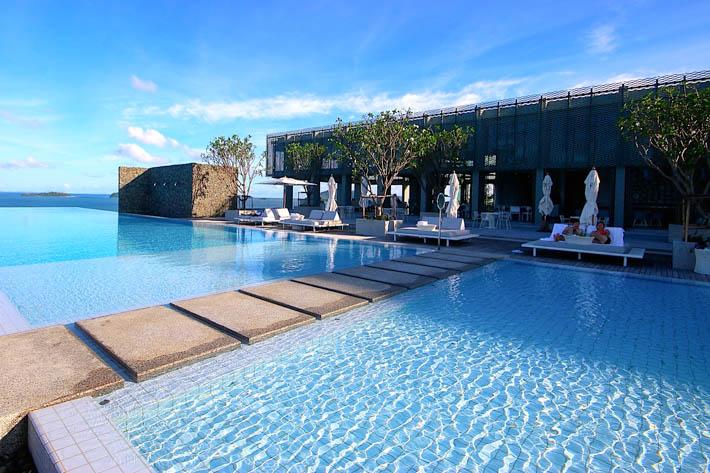 COMO Point Yamu酒店泳池
