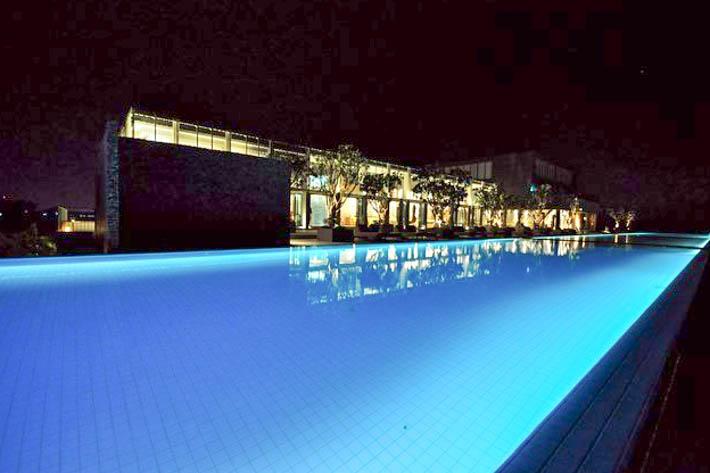 COMO Point Yamu酒店夜景