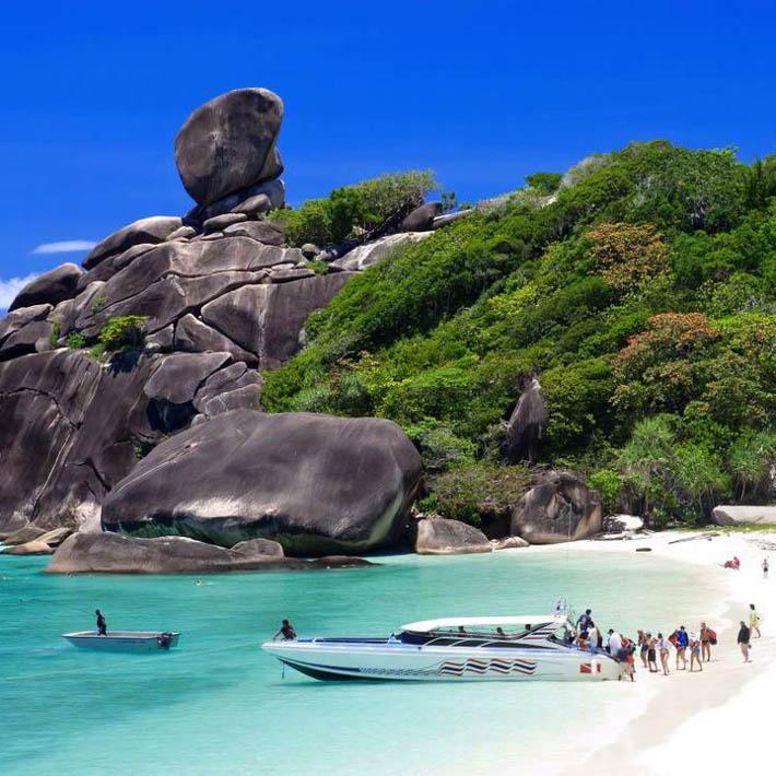 普吉岛奈阳海滩(Nai Yang Beach)攻略
