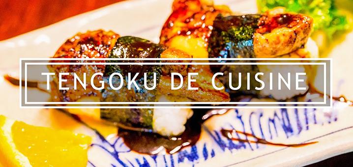清迈天国日料Tengoku De Cuisine的用餐体验