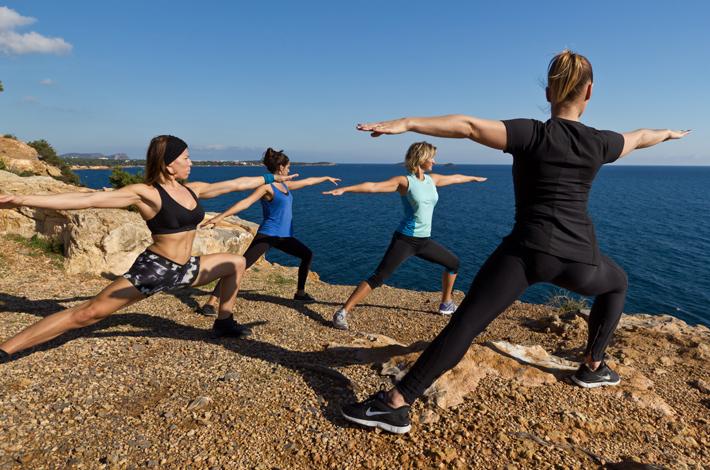 Panacea Retreat酒店的健身活动