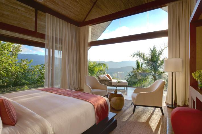 Panacea Retreat酒店的房间