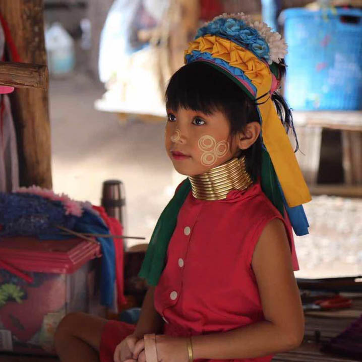 即将逝去的泰北奇特少数民族文化