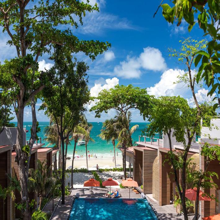 萨凯海滩度假酒店,沙美岛Sai Kaew海滩住宿首选
