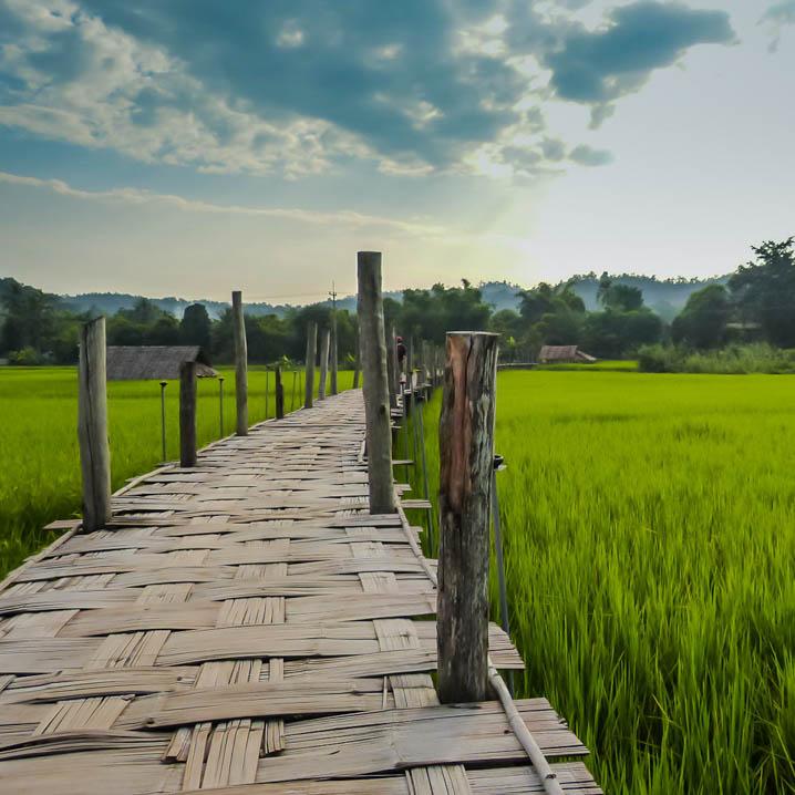 夜丰颂,泰国最美的云雾之都