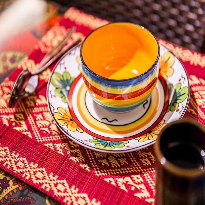 泰国的就餐礼仪