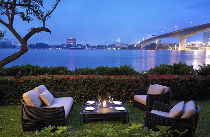 曼谷安纳塔拉河畔水疗度假村位置