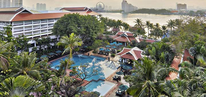 来曼谷安纳塔拉河畔水疗度假村,体验地道泰国风情