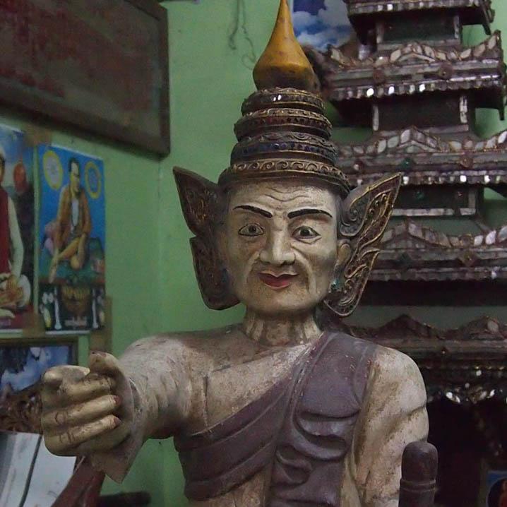 让你心想事成的泰国速成愿神