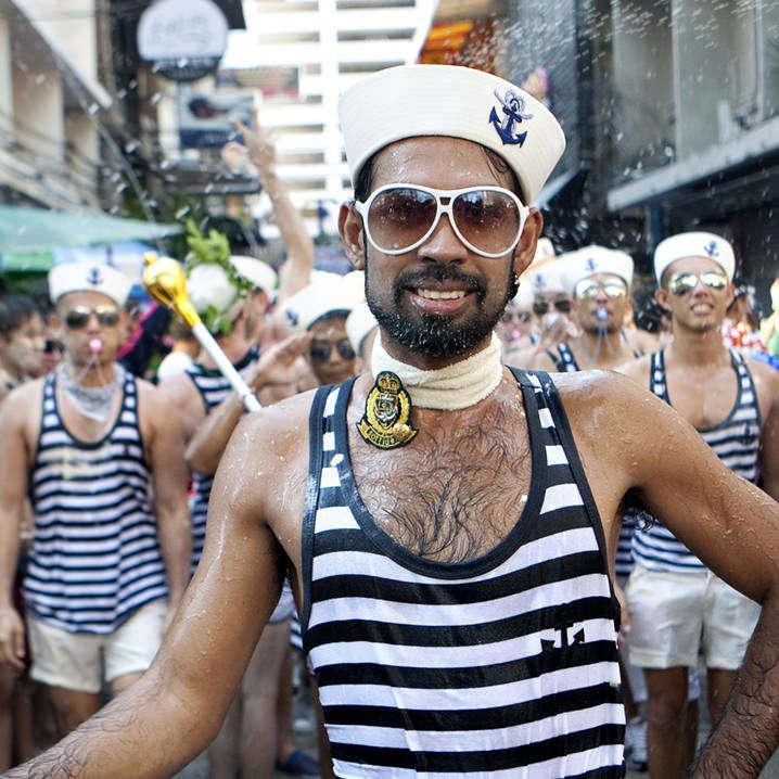 在泰国遇到的那些Gay