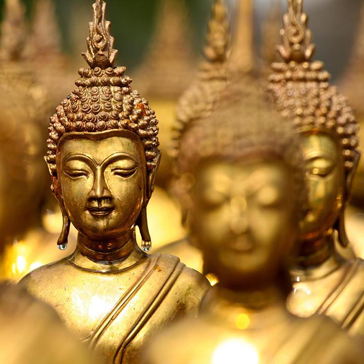 泰国佛教小知识,你知道几个?