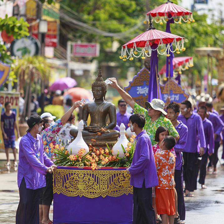 泰国的礼仪和习俗