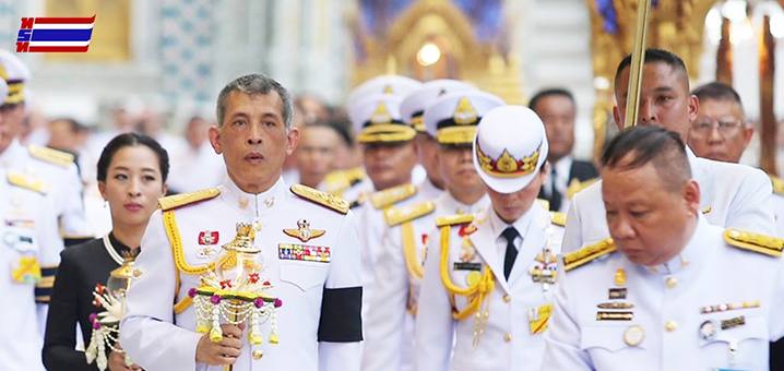 一篇文章带你了解泰国最神圣的葬礼