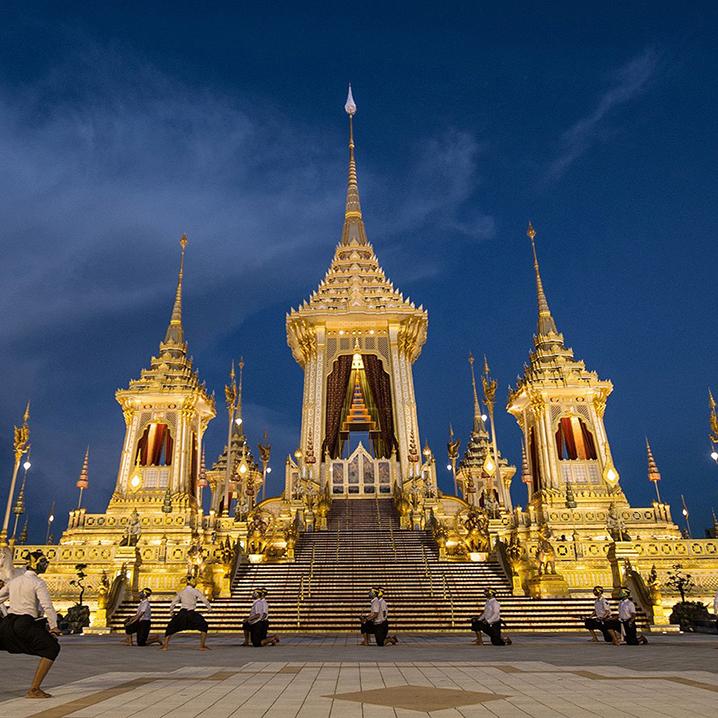 如何辩别泰国的寺庙与火葬场?