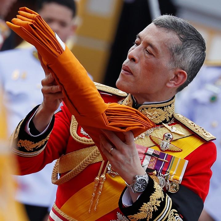 探秘王室,为什么泰国国王都姓郑?