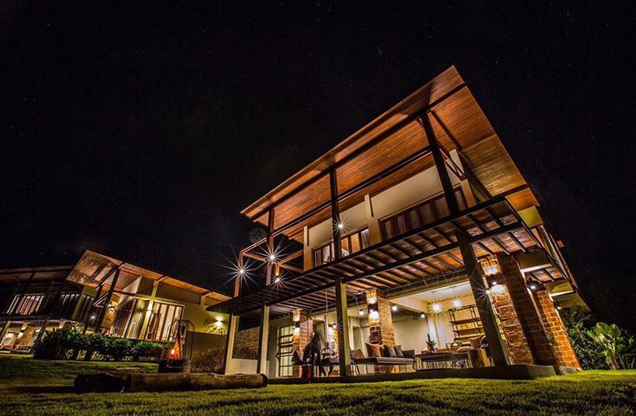 拜县度假酒店指南 拜县普里拜别墅(Puri Pai Villa)