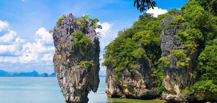 攀牙景點攻略|泰國最浪漫的海誓山盟之地