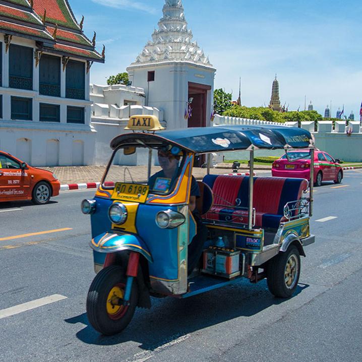 行在曼谷,对曼谷交通的一些个人体验