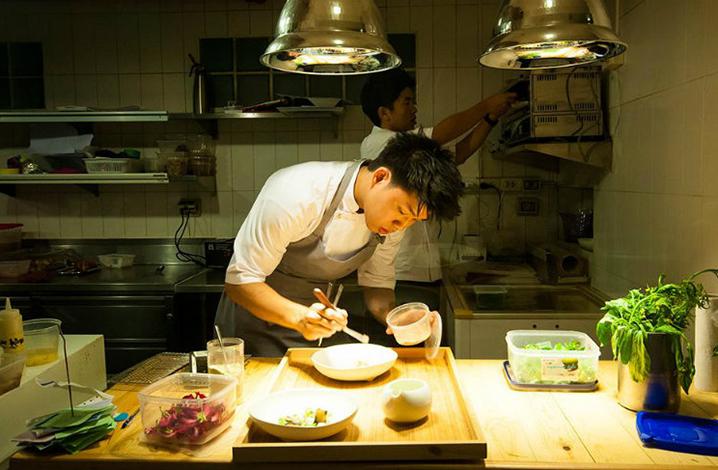 曼谷LeDu餐厅