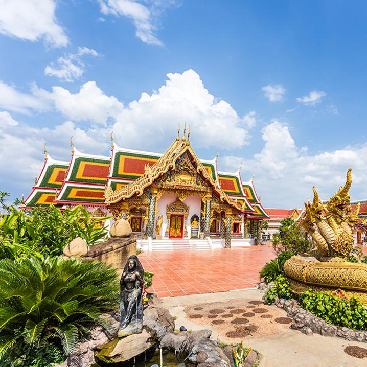 泰國東北部的沙功那空(Sakon Nakhon)旅游攻略