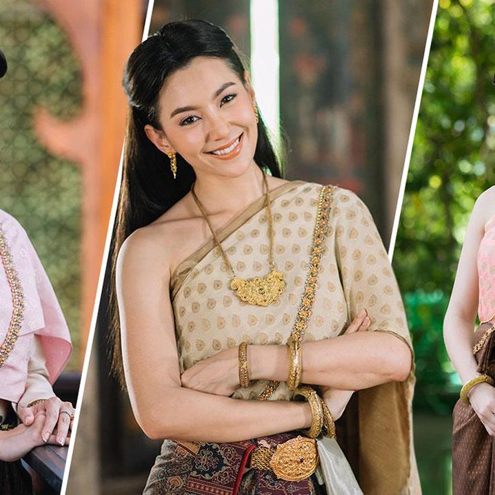 泰韓印越四國傳統服飾大比拼,穿上傳統服飾一起去旅行吧