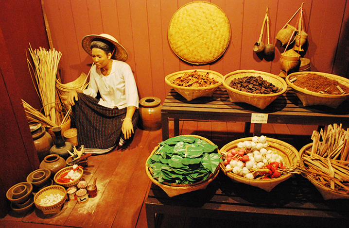 曼谷考山路餐厅ROOFTOP