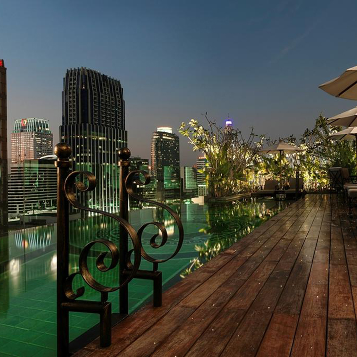 曼谷So Sofitel & Hotel Muse 雅高旗下两家网红酒店