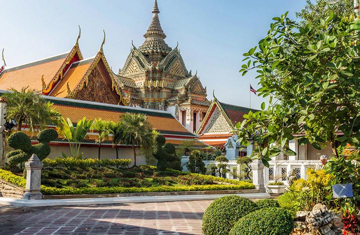 曼谷卧佛寺攻略Chetawan泰式按摩