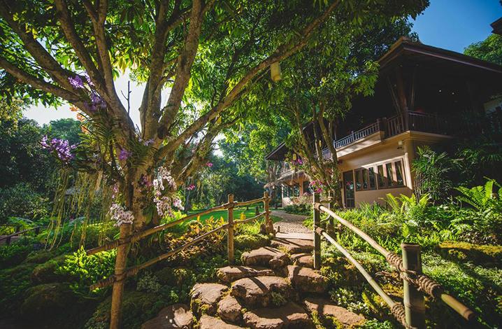 清迈帕维纳养生度假村The Pavana Chiang Mai Resort