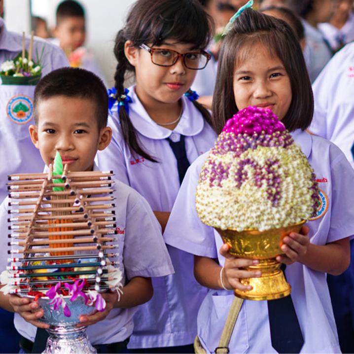 中国和泰国的教师节有哪些明显区别?