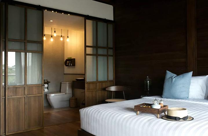 曼谷三家河畔精品酒店,领略湄南河西岸风情