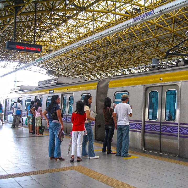 曼谷MRT紫线,一路的美食景点打卡