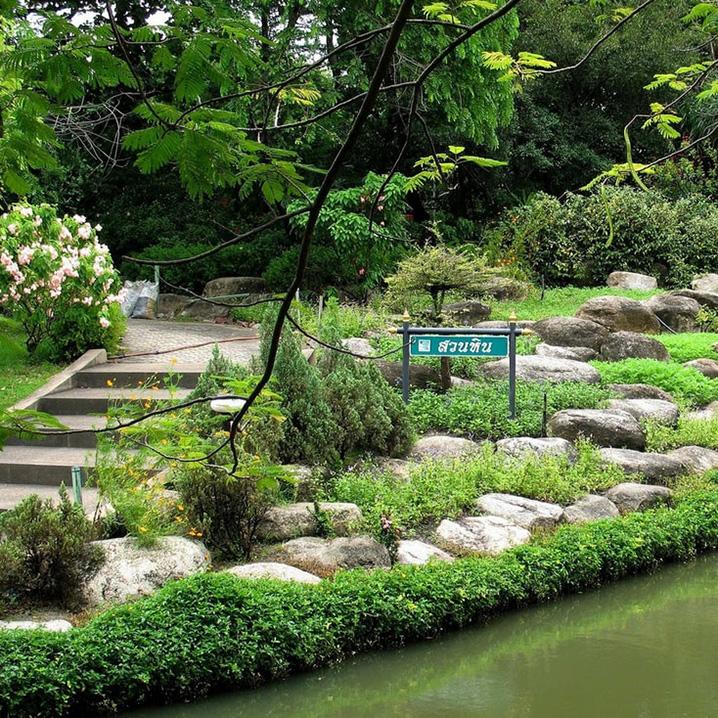 曼谷6大绿色公园,告别健身房,去这里锻炼身体吧