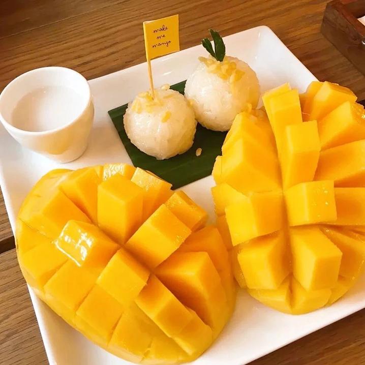 曼谷芒果糯米飯,哪幾家值得一試?