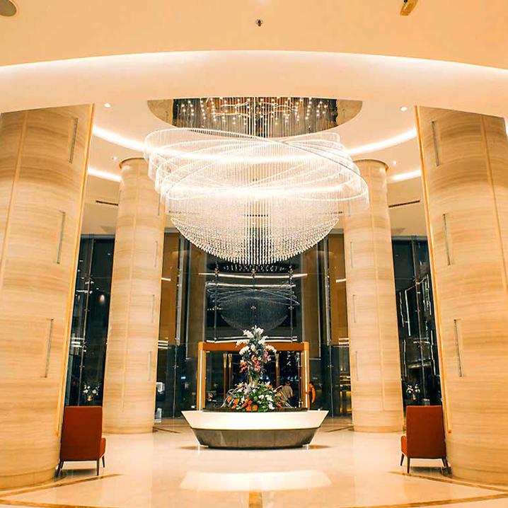 曼谷Emporium商场附近的The Four Wings Hotel四翼酒店
