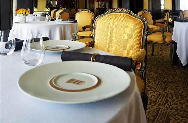 曼谷文华东方Le Normandie法餐厅
