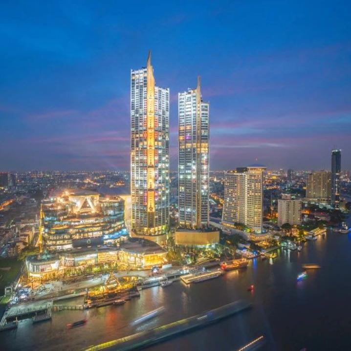 曼谷暹罗之印商城,湄南河畔新坐标